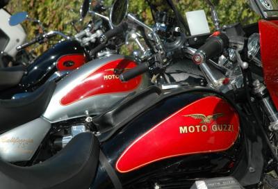 Open House Moto Guzzi: si parte!