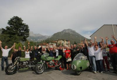 Open House Moto Guzzi a manetta!