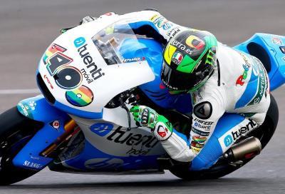 Moto2: Nakagami ci prova ma Espargaro è implacabile a Misano