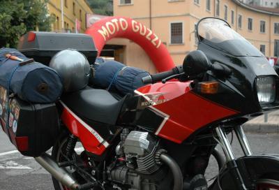 Open House Moto Guzzi ha fatto il pienone