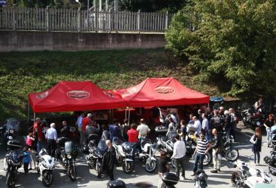 Open House Moto Guzzi si conclude in bellezza