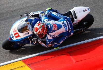 Moto2 e Moto3 Aragon: le FP2 a Nakagami e Rins