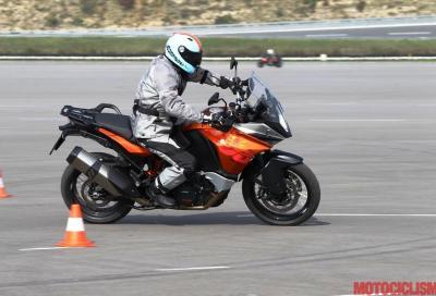 KTM con controllo di stabilità: piloti come prima, anzi meglio