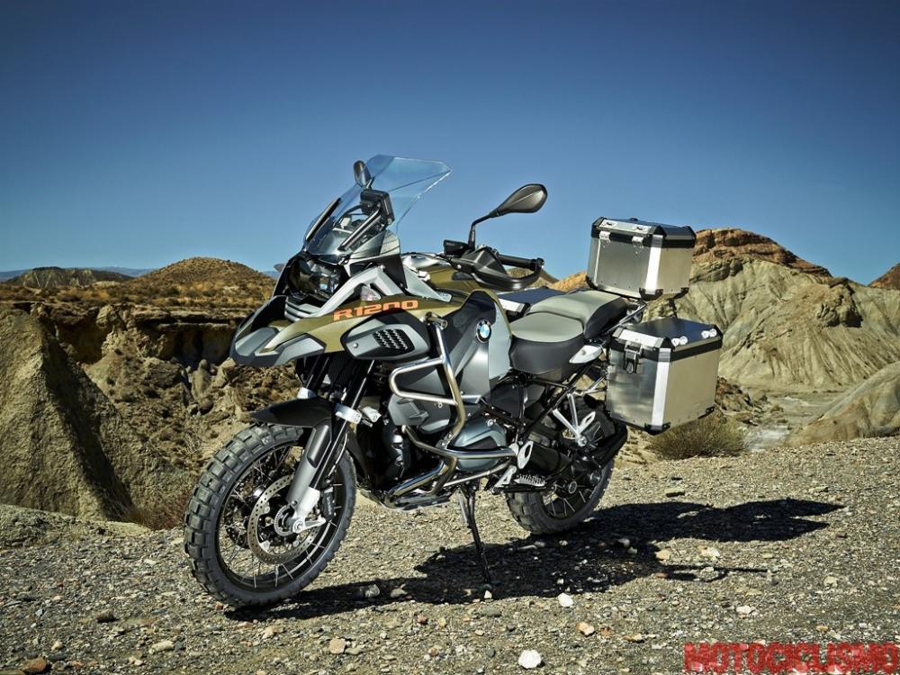 SCOOP! Ecco la nuova BMW R 1200 RT raffreddata a liquido