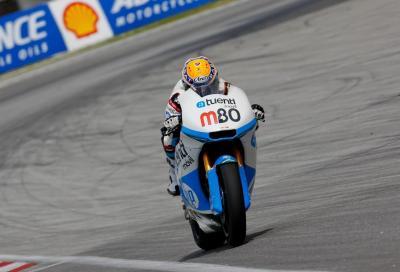 Moto2 2013: a Sepang vince Rabat ma che paura al 1° giro!