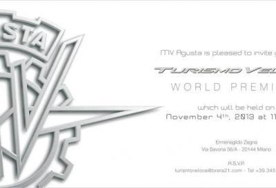 MV Agusta Turismo Veloce: rivoluzione sport tourer