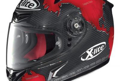 Carlos Checa: nuovo casco X-lite per celebrare 20 anni in gara