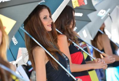 Le ragazze di Jerez: la SBK chiude in bellezza