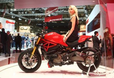 Ducati Monster 1200: Testastretta per due