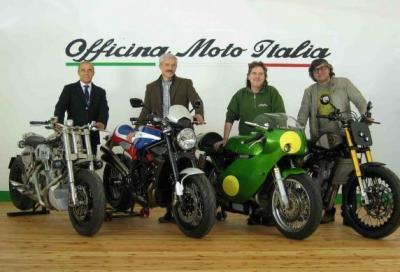 Officina Moto Italia si presenta all'Eicma