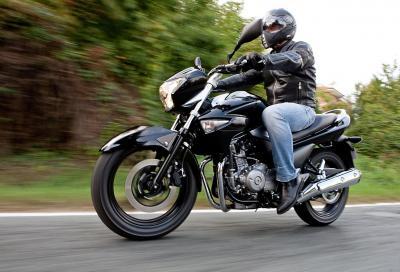 Suzuki: offerta Inazuma 250 e super garanzia su tutta la gamma