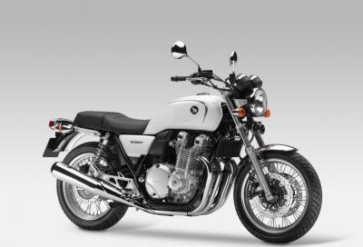 Honda CB1100 2014 in due versioni: cafè racer e classica
