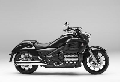 Honda Gold Wing F6C: torna la power cruiser 6 cilindri