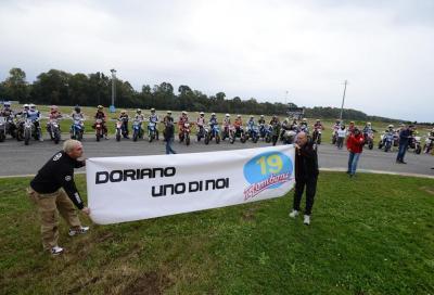 Sic Supermoto Day 2013: una parata in ricordo di Marco e Doriano
