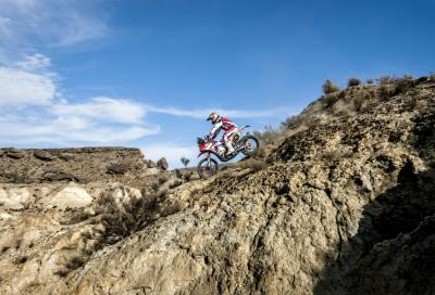 Dakar 2014: il binomio Honda-Rodrigues torna all'attacco
