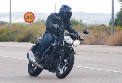 Arrivano le Triumph 250 cc