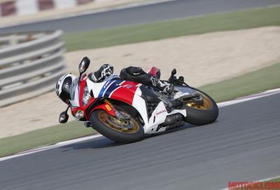 Honda CBR1000RR SP: semplicemente cattiva