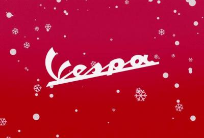 Vespa: Buon Natale a tutto il Mondo