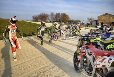 Enduranch da Valentino Rossi: il primo video ufficiale