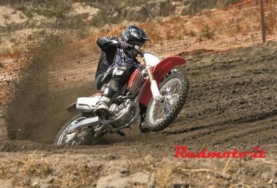 Redmoto: promozioni anticrisi su Honda cross enduro