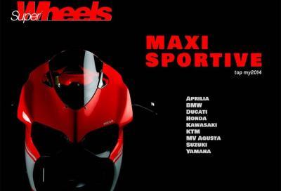 Le maxi sportive top 2014