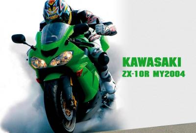 Kawasaki Ninja 1000 2004: l'ultima vera moto