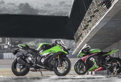 Listino Kawasaki 2014: prezzi praticamente invariati