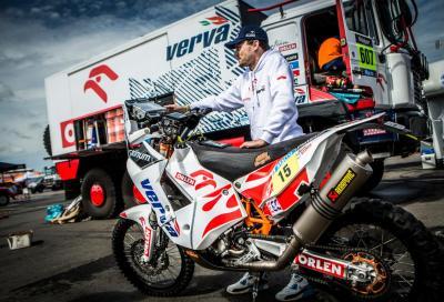 Dakar 2014: la gallery delle moto