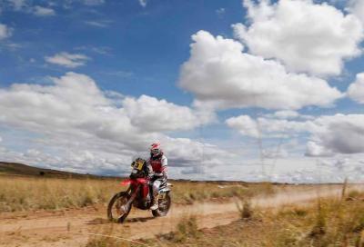 Dakar 2014: il tris di Barreda in video