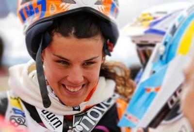 Laia Sanz: Wonder Woman alla Dakar