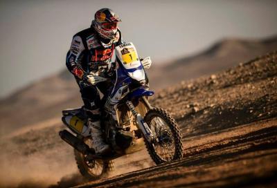 Dakar 2014: Despres vince la tappa 12, disastro Barreda