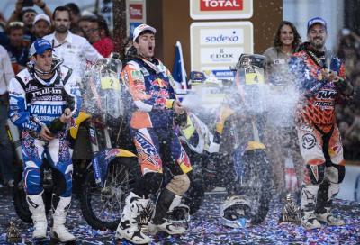Dakar 2014: quarto trionfo per Marc Coma su KTM