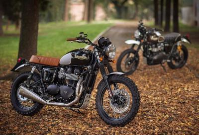 Triumph e Mr Martini vi aspettano al Motor Bike Expo 2014