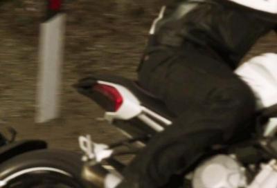 MV Agusta Dragster 800: il trailer