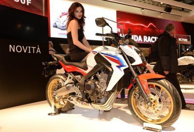 Honda: al Motor Bike Expo le novità 2014