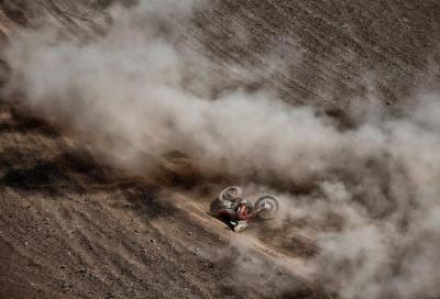 Best of Dakar video: fine dei giochi per la Honda