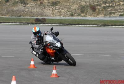 KTM 1190 Adventure: ora disponibile con controllo di stabilità