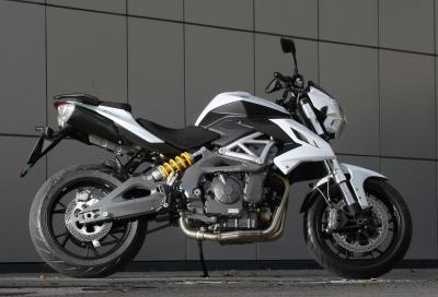 Benelli: listino moto e scooter 2014