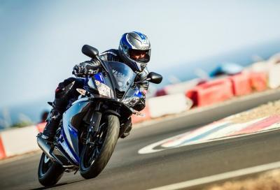 Yamaha YZF-R125 2014: ancora più sportiva