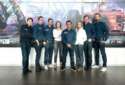 Zoran Filicic prima voce di SKY per la MotoGP (in chiaro su Cielo)