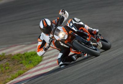 KTM TNT: test ride in pista a Misano