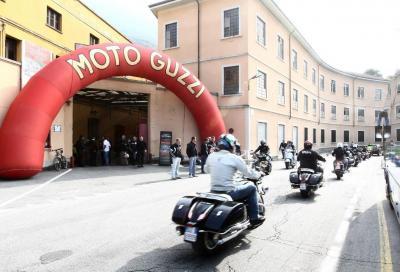 Moto Guzzi: auguri per i tuoi 93 anni!