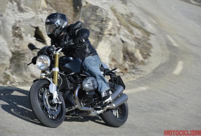 BMW nineT test: bella sportiva vecchio stile