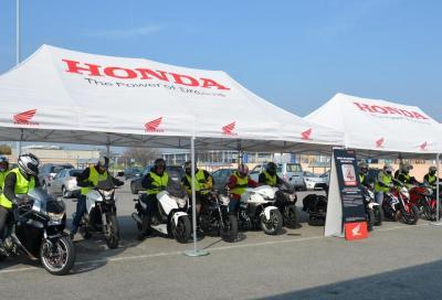 Honda: test ride a Torino il 29-30 marzo