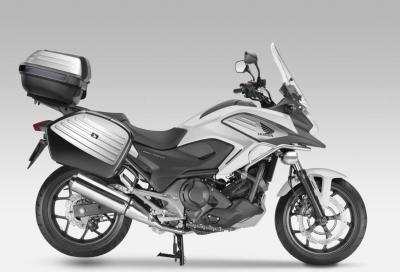 Honda NC750X Travel Edition: best seller da viaggio