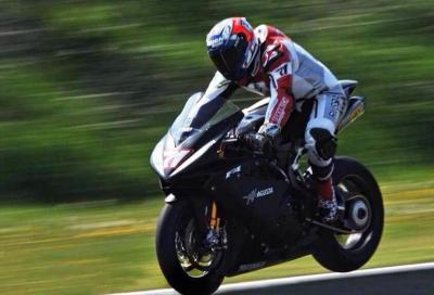 MV Agusta e Ducati SBK: video on board con Corti e Canepa