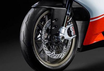 I freni ideali: sì all'ABS, al doppio disco e alla pinza radiale