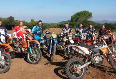 Motocavalcata Serpeddì: off road in Sardegna il 13 aprile
