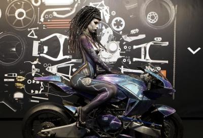 Top Of The Week: le ragazze della body art e i miti del Motociclismo