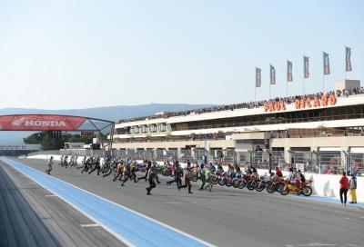 European Classic Series: il primo round a Le Castellet